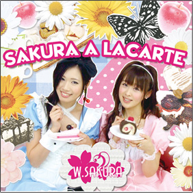 [mini Album] Sakura a lacarte